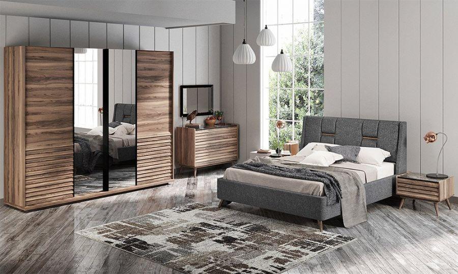 Corsa Modern Yatak Odası Takımı