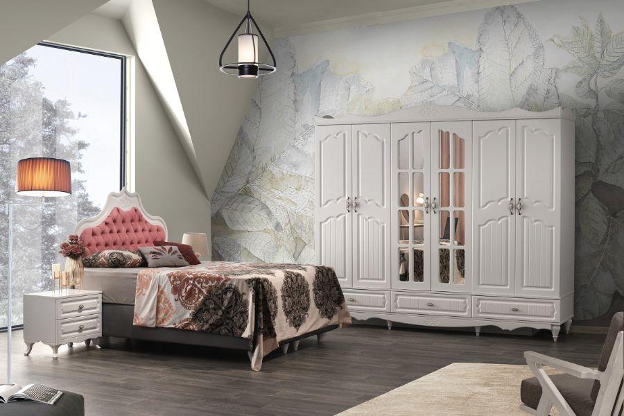Lilyum Yatak Odası Takımı